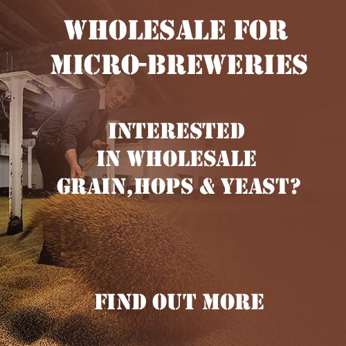 Interested in Micro-brewery Wholesale