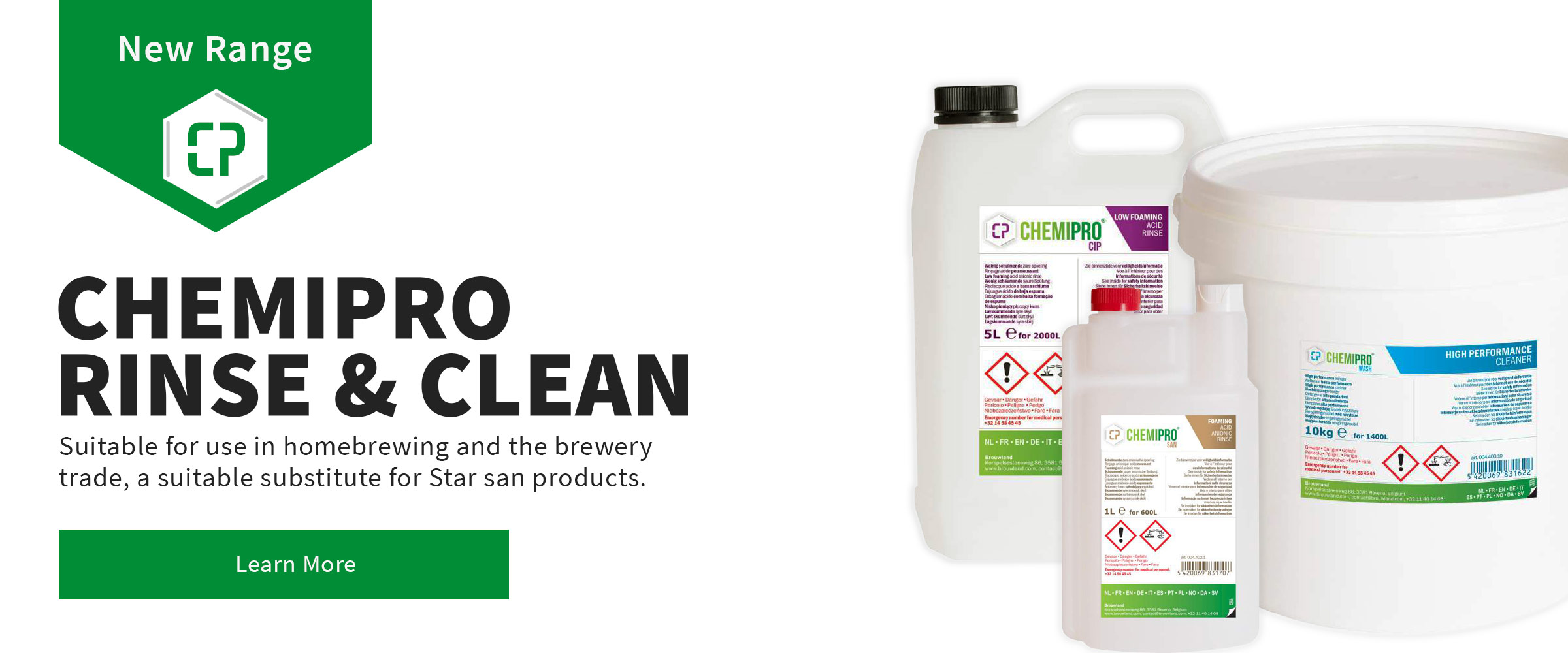 Chemipro Cleaning Products