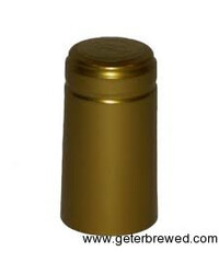 Shrink Capsules Gold (30's)