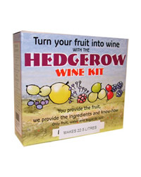 Hedgerow Wine Ingredient Kit 23 Litre