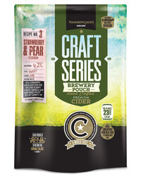 Mangrove Jack's Craft Series Strawberry & Pear Cider