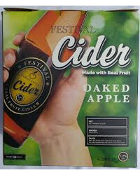 Festival Real Fruit Apple Cider Kit