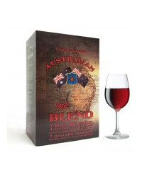 Australian Blend Shiraz 7 day wine kit