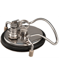 Keg Lid Carbonating device