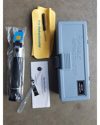 Beer Refractometer with LED
