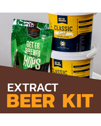 Mosaic Pale Ale Extract Brewing Kit
