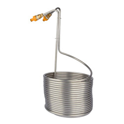Wort Chiller Brewferm Chill 'in 50 Stainless Steel