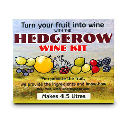 Hedgerow Wine Ingredient Kit 4.5 litre