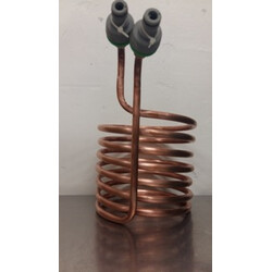 Copper Wort Chiller for 10 litre Batches