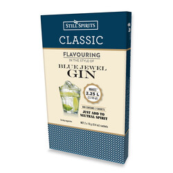 Classic Blue Jewel Gin (Makes 1L)