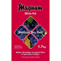 Magnum Dry Red Wine Kit
