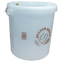 Better Brew 30 Litre Bucket complete with metal handle