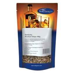 Still Spirits Kentucky Bourbon Chips 100g