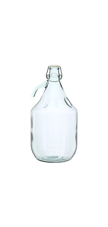 Swing Top with rubber seal for 5 litre Demi John